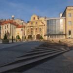 Plac Bolesława Chrobrego Bielsko - Biała