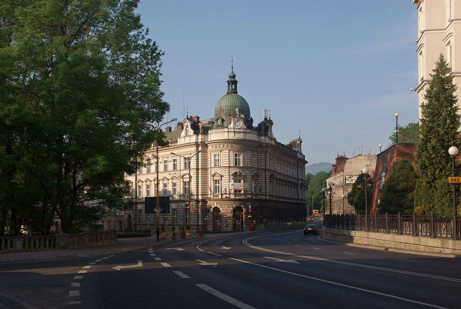 Poczta Polska w Bielsku - Białej