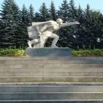 Cmentarz Żołnierzy Armii Czerwonej Bielsko - Biała