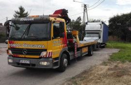 Czas oczekiwania na pomoc drogową