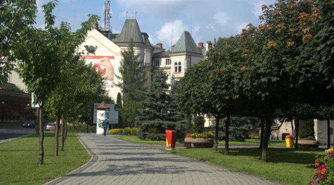 Bielsko-Biała miastem dla Ciebie