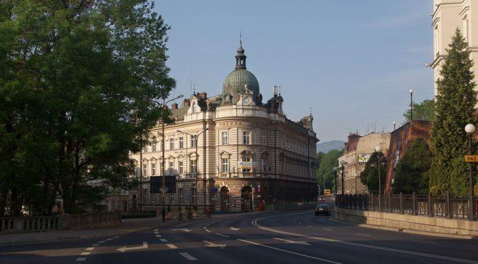 Poczta Główna w Bielsku-Białej