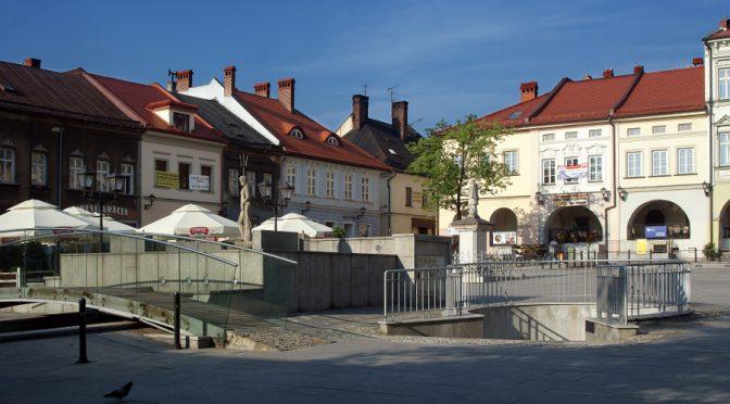 Bielsko-Biała - Stary Rynek