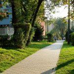 Bielsko-Biała oś Kopernika
