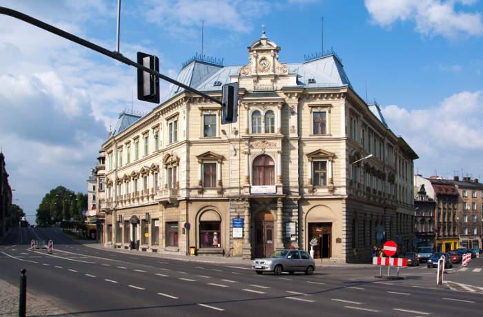 Ulica 3 Maja - Bielskie atrakcje