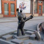 Reksio - pomnik w Bielsku