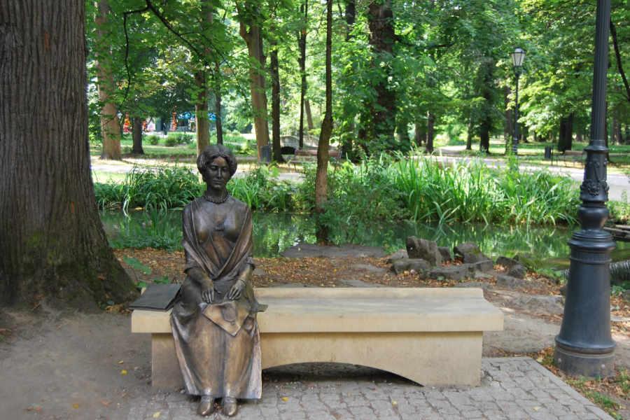 Park miniatur w Żywcu