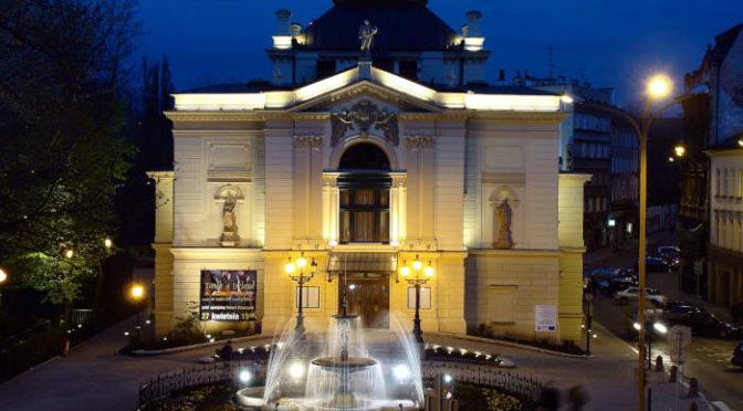 Noc Muzeów i nowa szkoła w Komorowicach