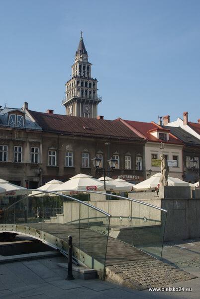 Fontanna Neptuna na Rynku