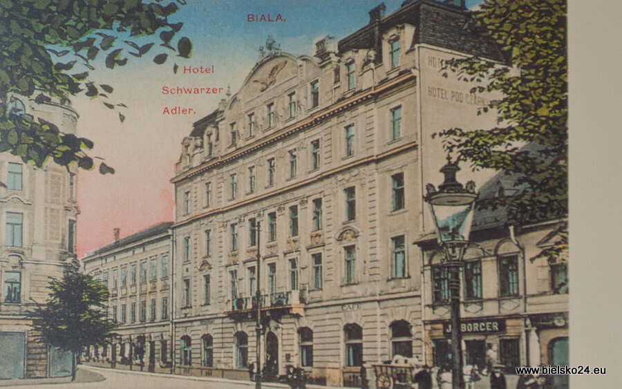 Plac Wolności rok 1911